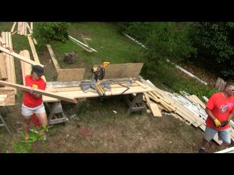FCBA 2012: Build Day in Tabernacle, NJ