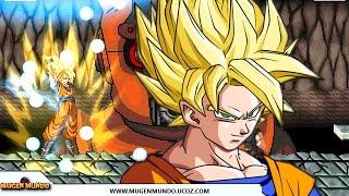 Goku Ultimate (SSJ1, SSJ2, SSJ3) by Legendtta