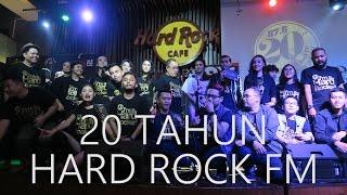 Gofar Hilman | 20 Tahun Hard Rock FM
