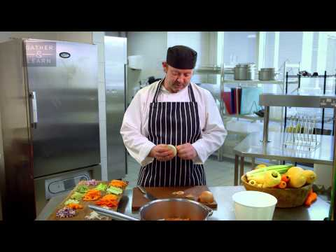 Vegetable Preparation with Mark Hopkinson