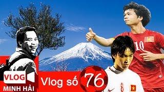 Vlog Minh Hải | Nhật Bản KHAI THÁC gì từ Công Phượng, Tuấn Anh