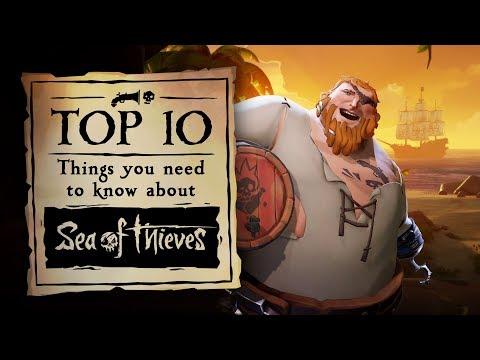 10 причин, почему Sea of Thieves крутая игра