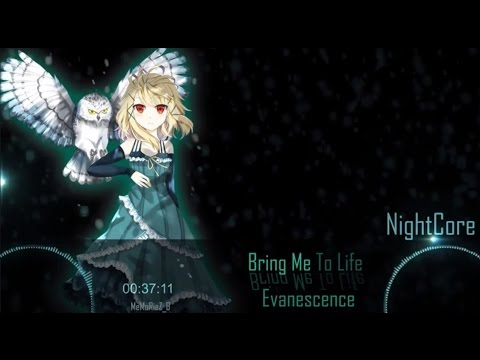 [Nightcore] Bring me to life