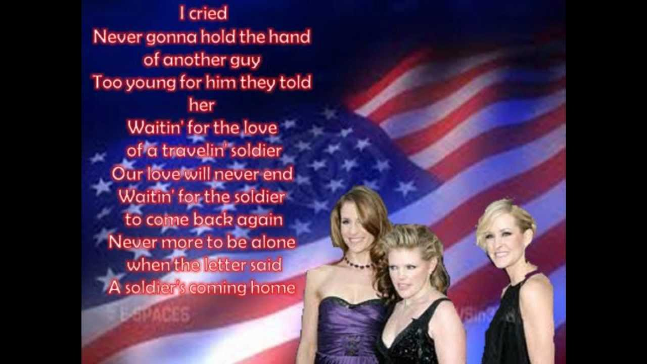 Soldier by dixie chicks — pic 5
