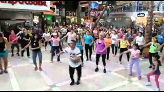 Salsa Fit - Arturo CC La Granja Gangstas Paradise!