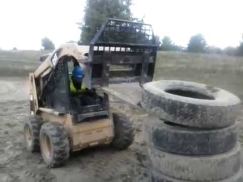 North Country Career Center Heavy Equipment Class 2014