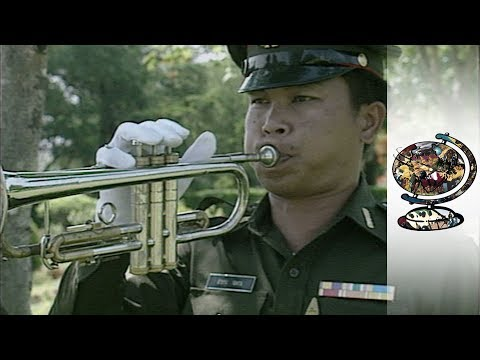VJ Day - Meeting The Enemy - Thailand