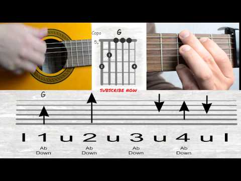 Vance Joy - Riptide -- tutorial-guitar lesson-chords-lyrics