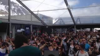Alejandro Mosso LIVE @ Modernity, Caprices Festival, Crans-Montana. CH - 13/04/2014