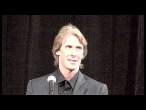 Michael Bay Interview - ShoWest's Excellence in Filmmaking Winner