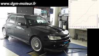 PEUGEOT 306 1.8L 16S - Dijon Gestion Moteur