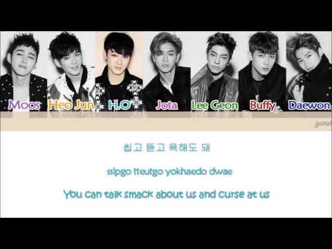 MADTOWN (매드타운) - New World (드루와) (Color Coded Han|Rom|Eng Lyrics)