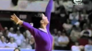 Nelli Kim FX EF 1976 olympics 10.00