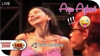 Live Konser Dangdut ~ AYU AZHARI - Kuda Lumping @SIBOLGA 05 MEI 2006