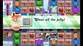 Candy Crush Saga Level 1159 walkthrough (no boosters)