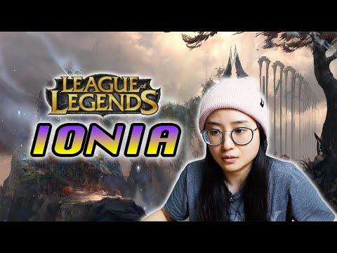 EXPLORE The LORE: IONIA   League Of Legends Universe   REACT