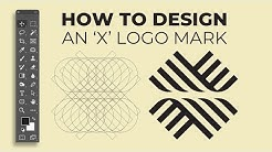 How to Design An X Logo Mark