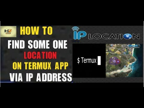 How To Trace IP address On Android With Termux app