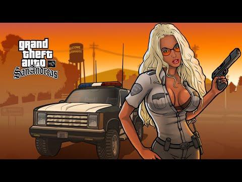 Gameplay del NUEVO GTA San Andreas HD