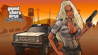 Gameplay del NUEVO GTA San Andreas HD