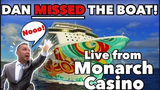 Round 2 LIVE from Monarch Casino!!!