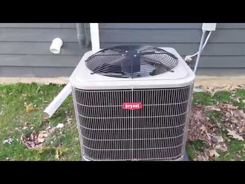 2016 Bryant Air Conditioner