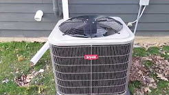 2016 Bryant Air Conditioner