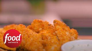 Homemade Freezer Chicken Fingers | Food Network