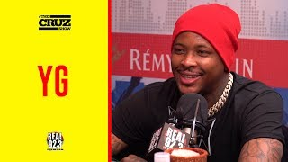 YG Talks '4REAL 4REAL', Unfinished Project W/ Nipsey, Billie Eilish, Mexican Culture & More