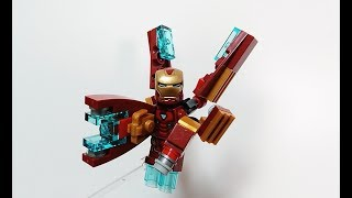 iron man suits mark 1-50