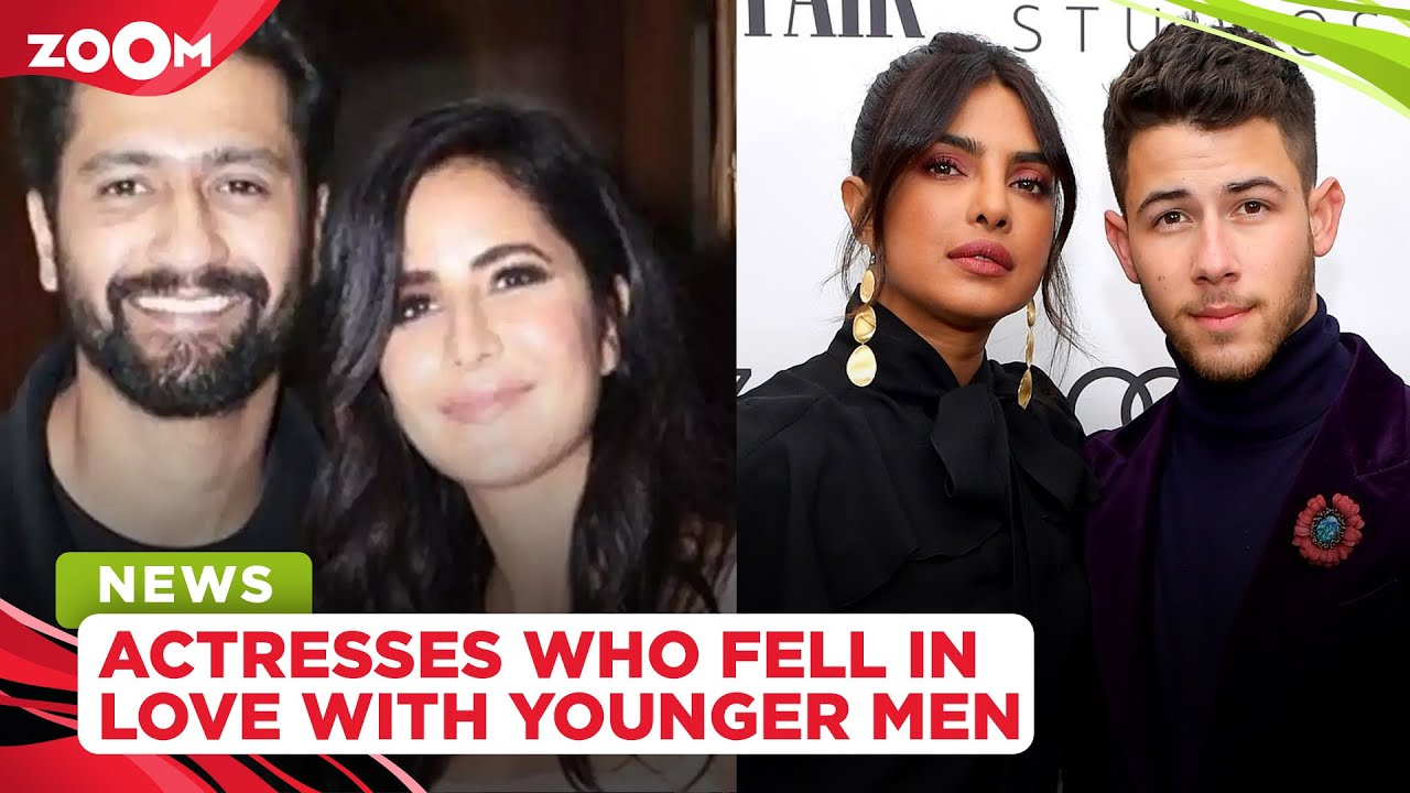 From Katrina Kaif to Priyanka Chopra, Bollywood actresses who fell in love with younger men