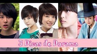 3 Dicas de Doramas - Gender Bender