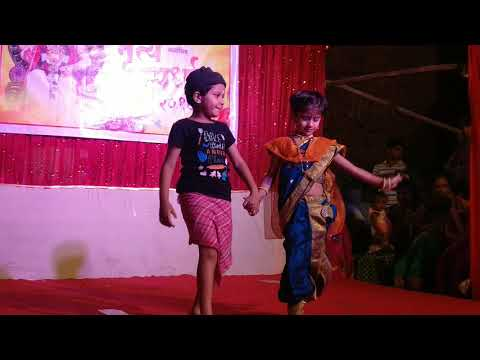 Ruperi Valu Soneri Lata Dance Performance By Kids On 23/09/2018