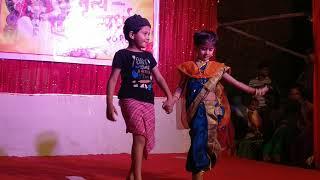 Ruperi Valu Soneri Lata dance performance by kids on 23/09/2018