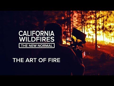 Fighting To Rebuild California Wildfires The New Normal Youtube