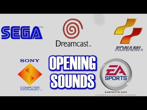 Nostalgic VideoGame  Opening Sounds