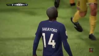 JUGANDO A FIFA 18 DEMO!!!