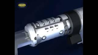 EVVA MCS цилиндровые механизмы для входной и металлической двери(EVVA MCS цилиндровые механизмы c защитой от взлома для входной и металлической двери в Москве. Подробную инфор..., 2016-07-27T15:36:11.000Z)