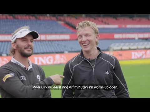Joost vs Dirk - Eindejaarschallenge