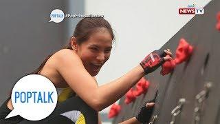 PopTalk: Hardcore training in