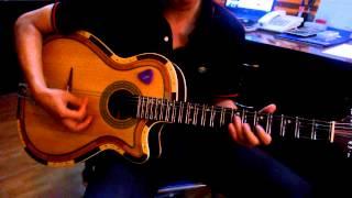 Vọng Kim Lang - Guitar Trần Trọng Giáp