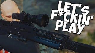 Let's F*ckin' Play   Hitman Sniper Assassin (Silent Assassin Walkthrough)