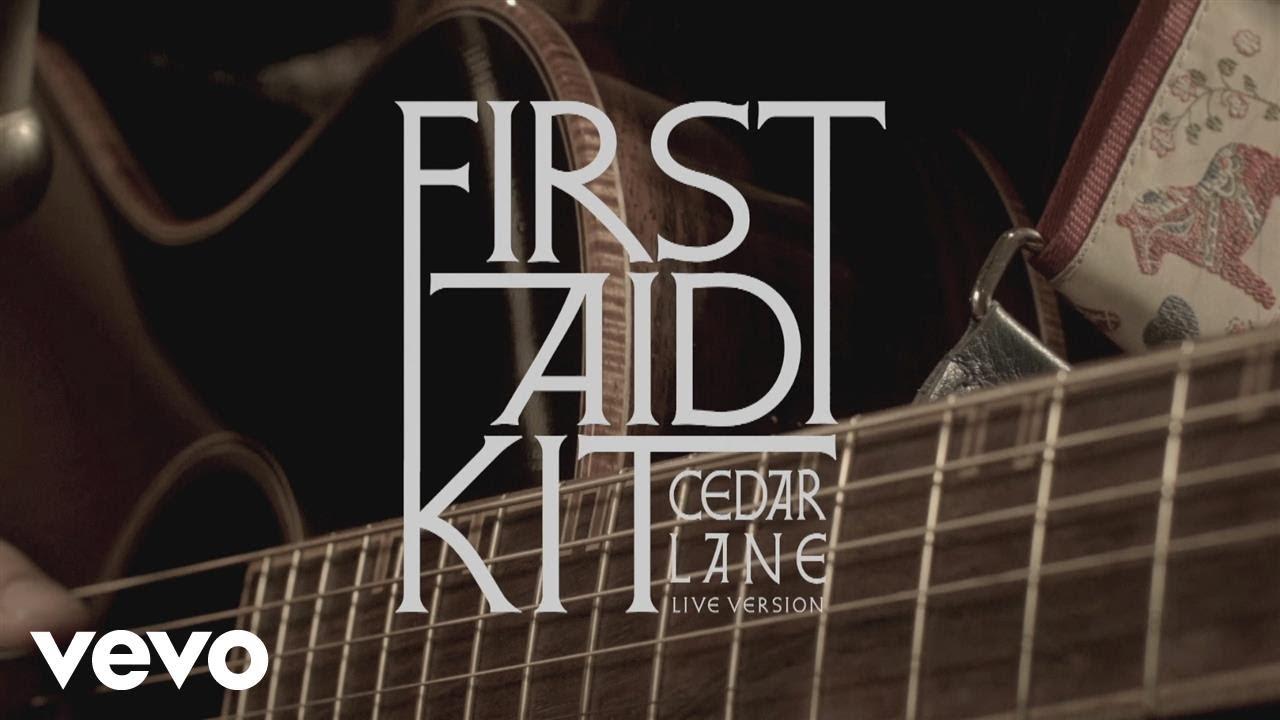 first-aid-kit-cedar-lane-stockholm-session-firstaidkitvevo