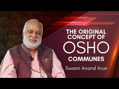 The Original Concept of Osho Communes