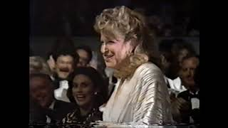 Bette Midler Best Comedic Actress Award