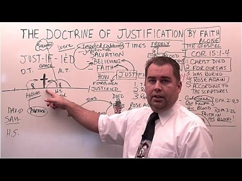 Download The Doctrine of Justification by Faith