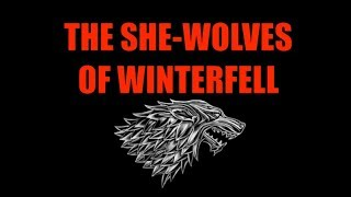 Скачать A Song Of Ice And Fire The She Wolves Of Winterfell