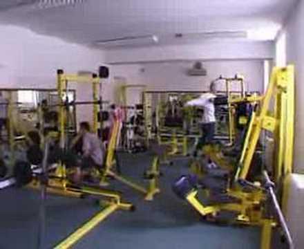 IBS Fitness Club