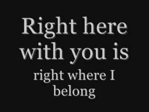 next to be with you lyrics