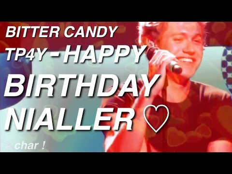 Bitter Candy // Niall Horan [Happy...